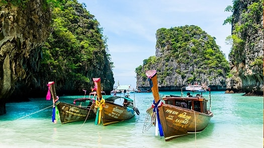 The Beach at Phuket - Thailand