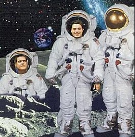 world's best spacemen